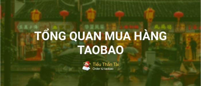 Tổng quan mua hàng taobao.com
