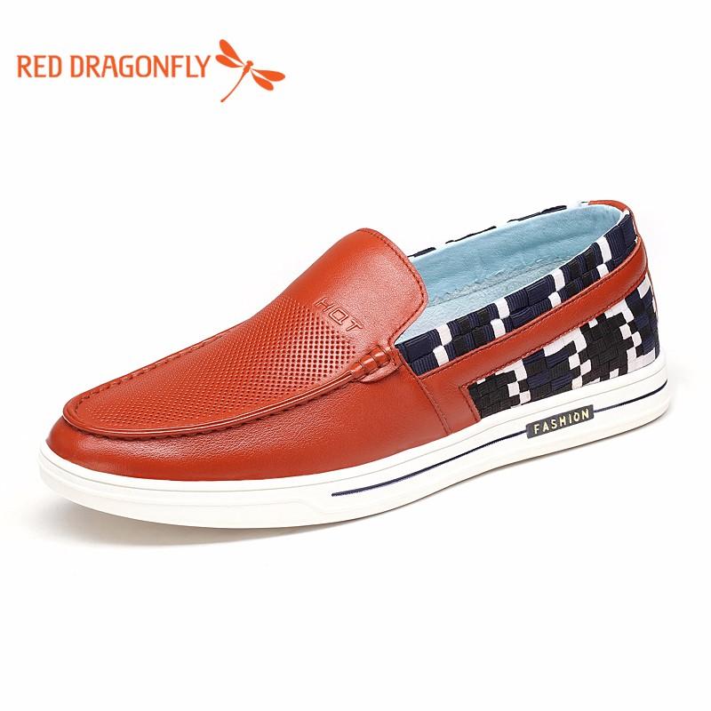 Giày da Red Dragonfly được đánh giá cao về chất lượng