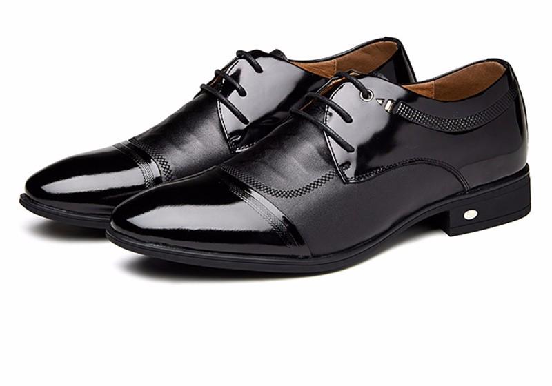 Giày nam Red Dragonfly phù hợp với những người đàn ông lịch lãm, sang trọng