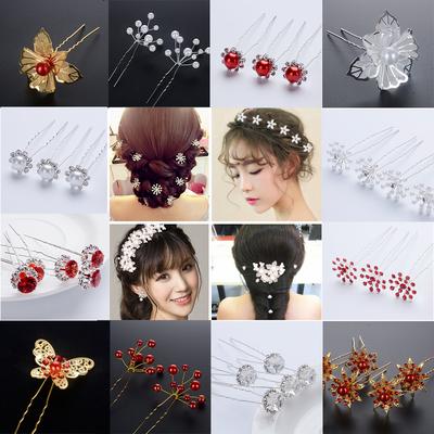 Phụ kiện tóc 卉然韩国饰品 - Huiran rất được ưa chuộng tại Việt Nam