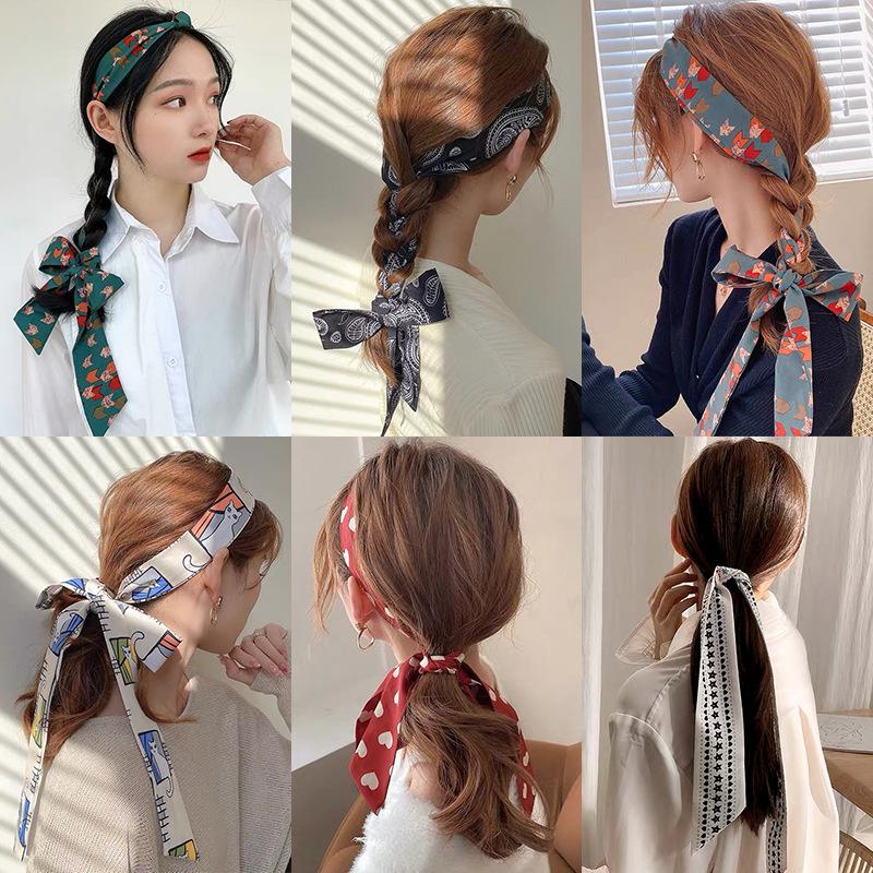 Phụ kiện tóc Huiran vô cùng đa dạng về mẫu mã