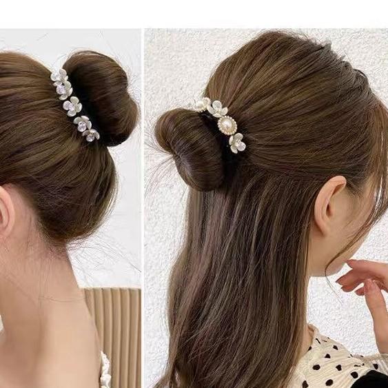Nhập phụ kiện tóc nội địa Trung 卉然韩国饰品 trên Taobao cần chú ý để tránh mua hàng giá cao, vận chuyển lâu