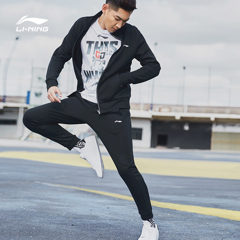 Lining là thương hiệu thời trang thể thao nội địa Trung rất được ưa chuộng tại Việt Nam